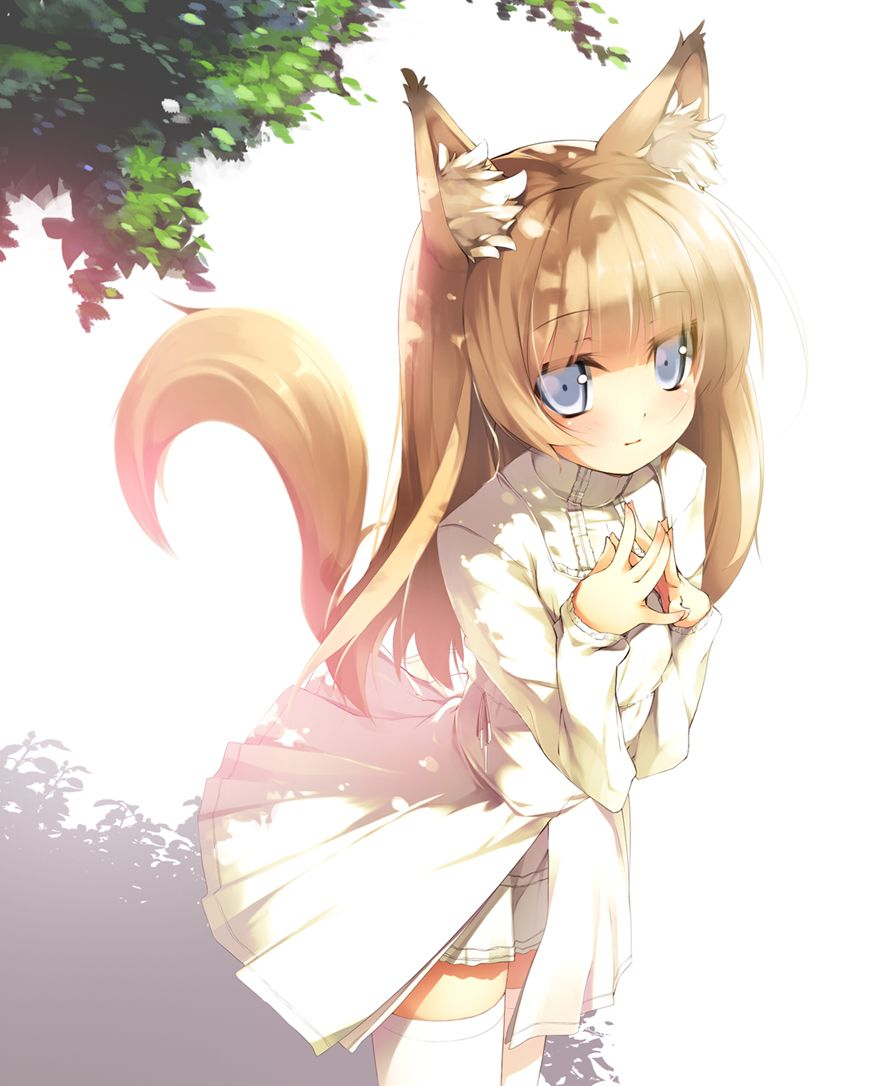 Anime Girl Dogs