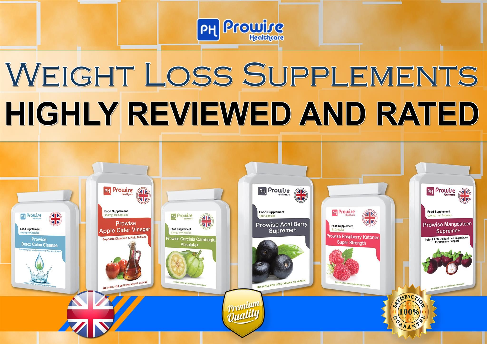 Prowise Weightloss Supplements Medically Proven Weight Loss
