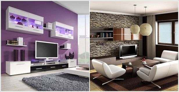 five fantastic television wall decor ideas for your