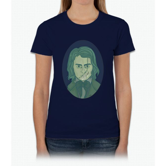 Igor Frankenstein - Daniel Radcliffe Harry Potter Womens T-Shirt