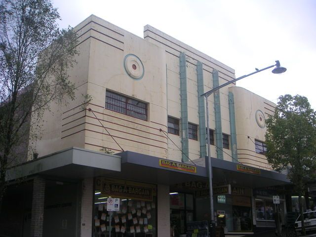 Movies katoomba