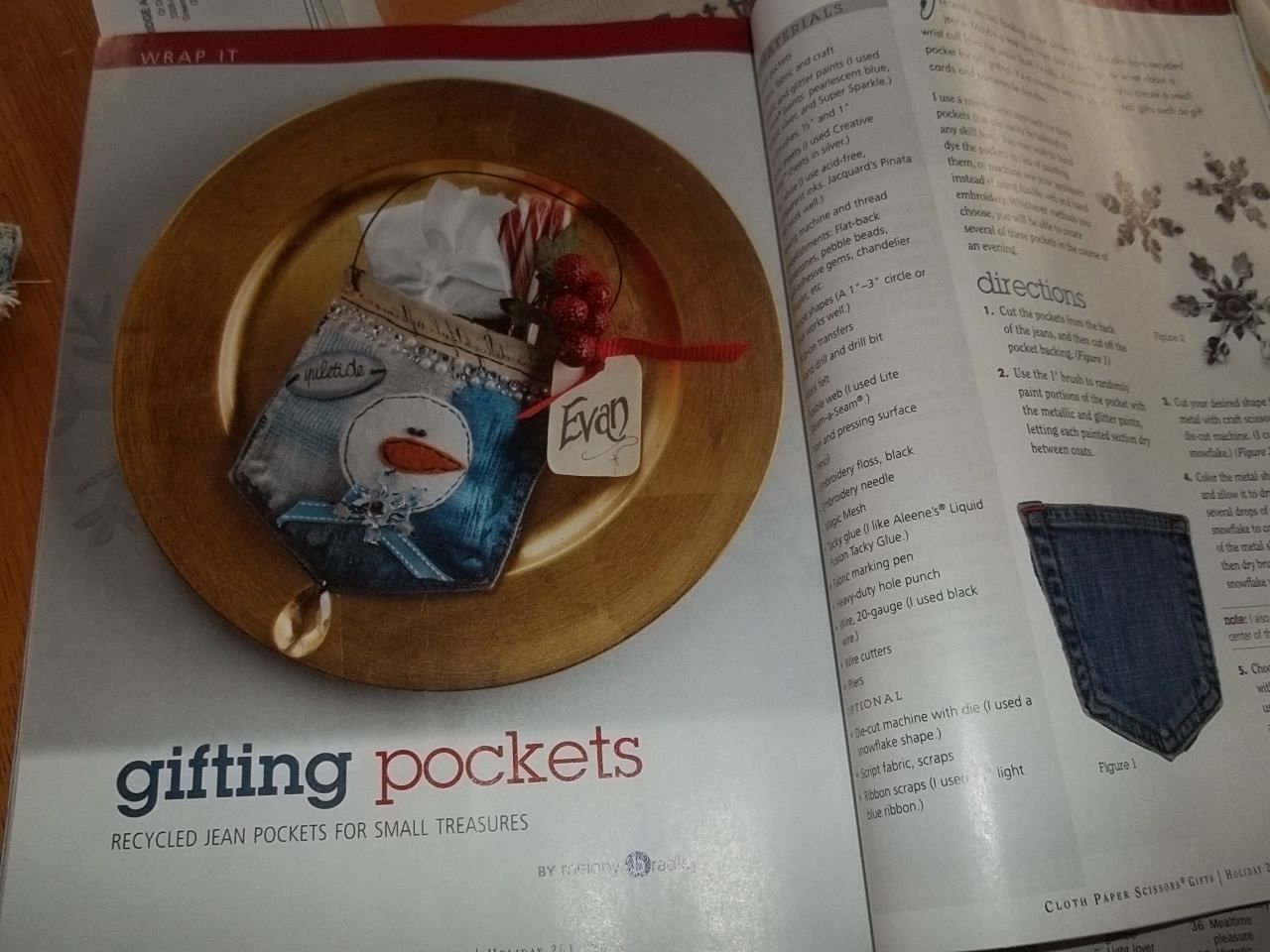 The Missing Piece: Gifting Pockets