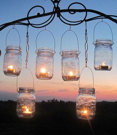 Daily Delight: Mason Jar Lanterns | HGTV Design Blog – Design Happens