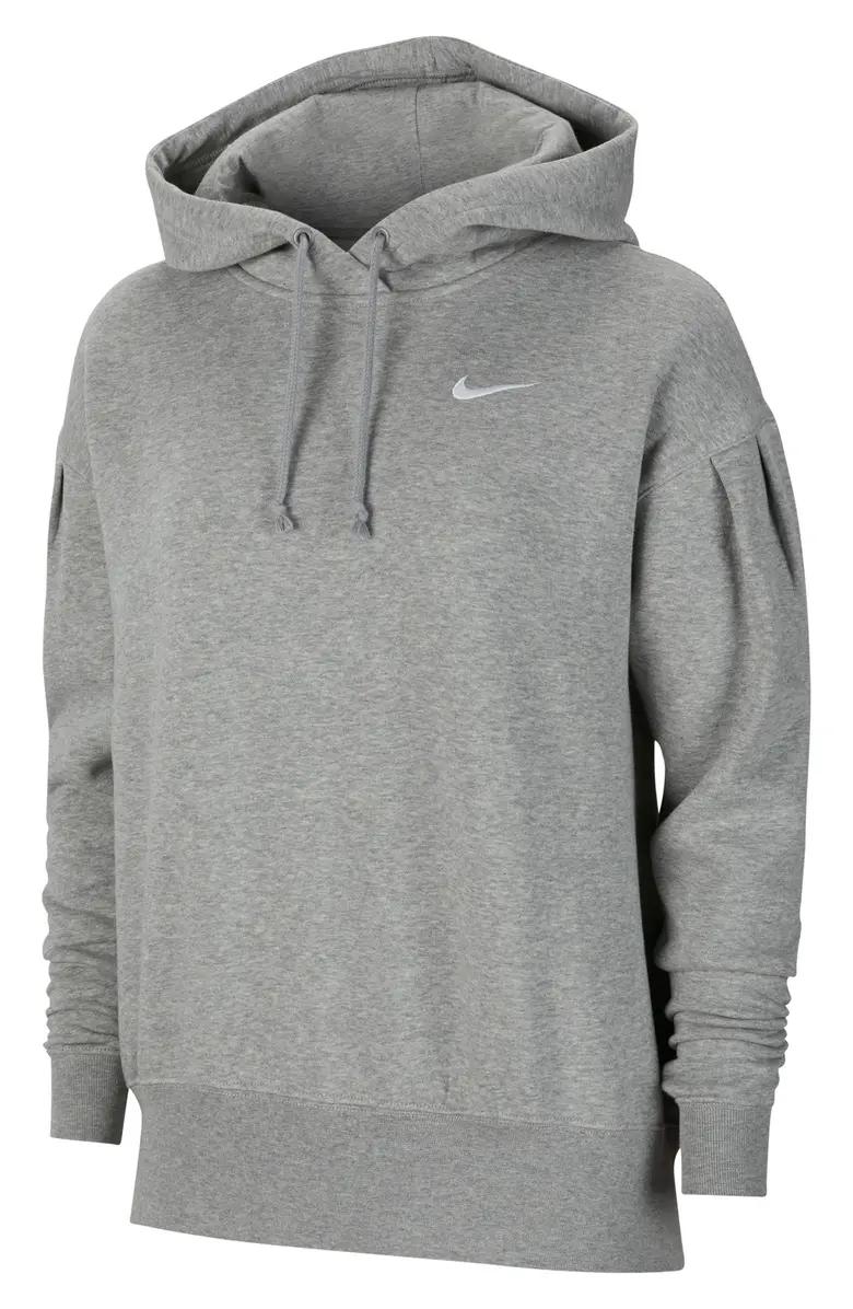 Nike Sportswear Fleece Hoodie Nordstrom Fleece Hoodie Hoodies Sweatshirt Fleece [ 1196 x 780 Pixel ]