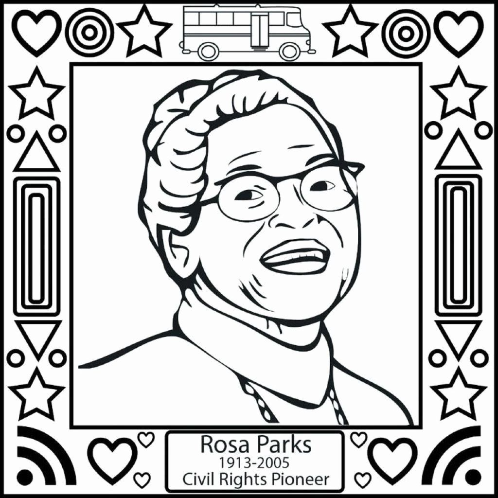 Black History Coloring Activities In