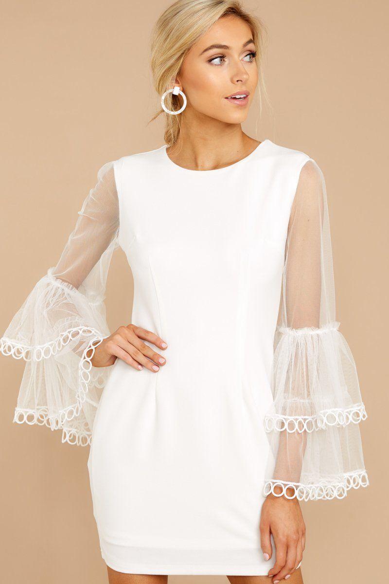 A Night To Remember White Dress White Dress White Short Dress Rehersal Dinner Dresses