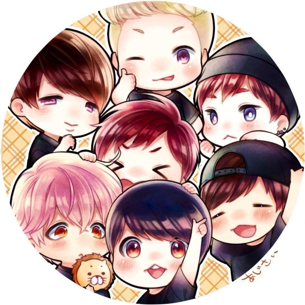 Bangtan Boys [BTS] fanart Bts fanart, Bts