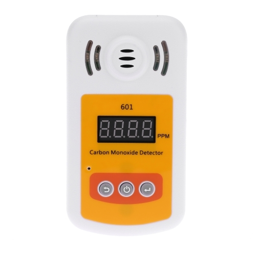 17.89$  Watch now  - Portable Mini Carbon Monoxide Detector CO Gas Meter with Sound and Light Alarm