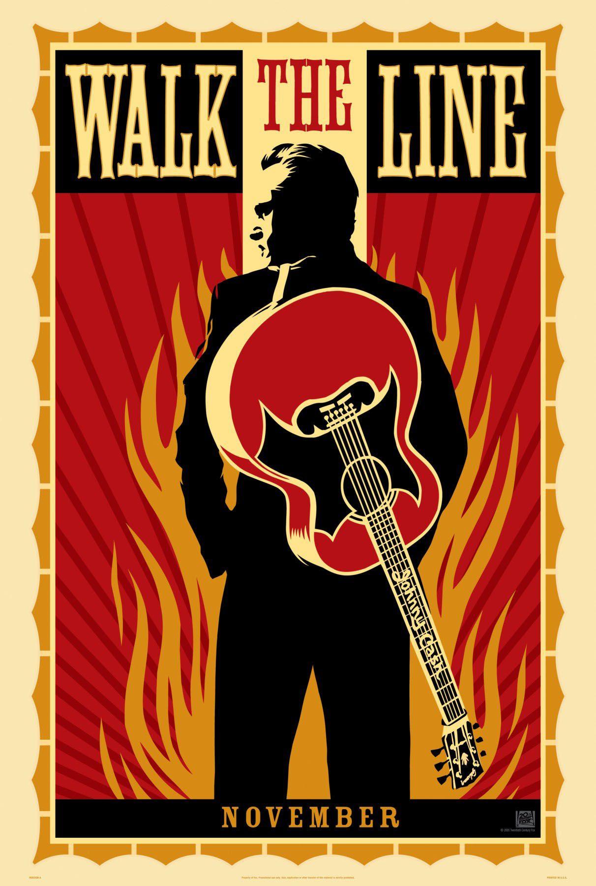 Johnny Cash Walk The Line : johnny, Fabulous, Films