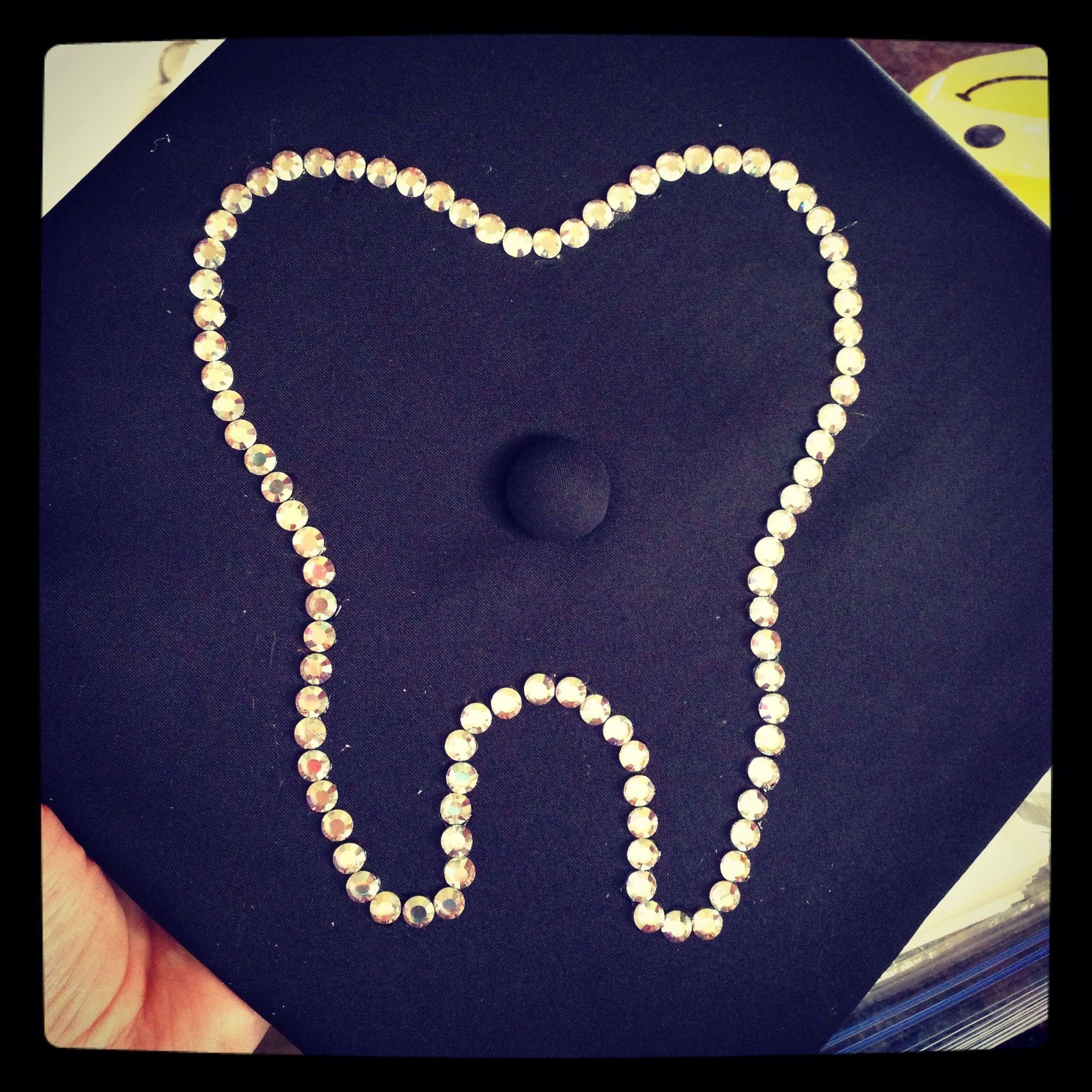 Tooth Graduation Cap Children S Dentistry Pediatric