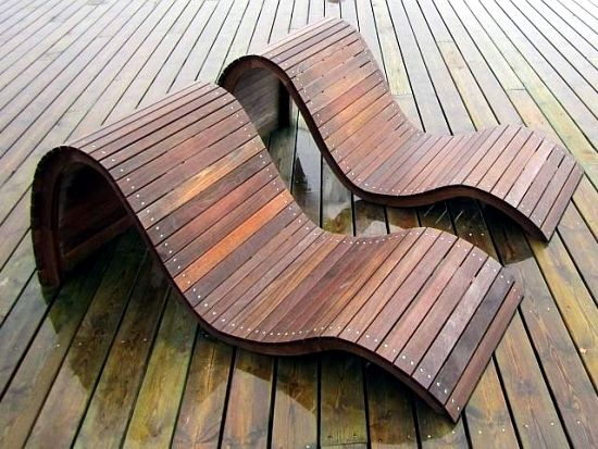 7 Ultra Modern Lounge Chair Designs Made Of Wood For Outdoor Use Modern Lounge Chair Design Lounge Chair Design Outdoor Chairs Wooden