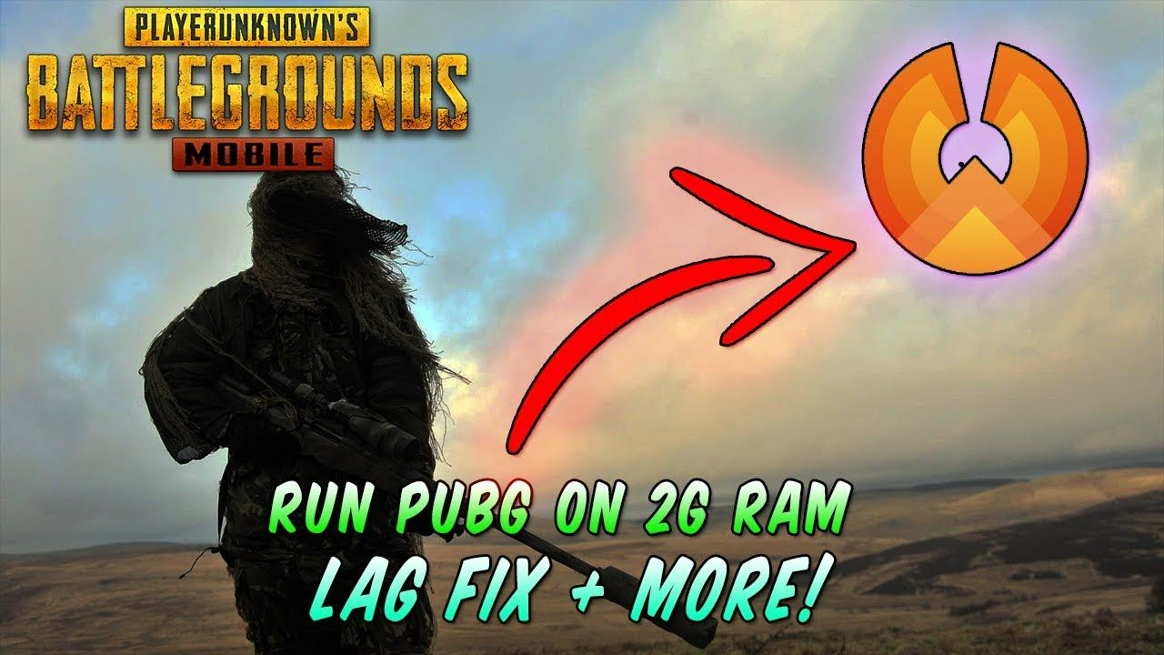 Run PUBG ON 2GB RAM + LAG FIX!!) How TO INSTALL Phoenix Os