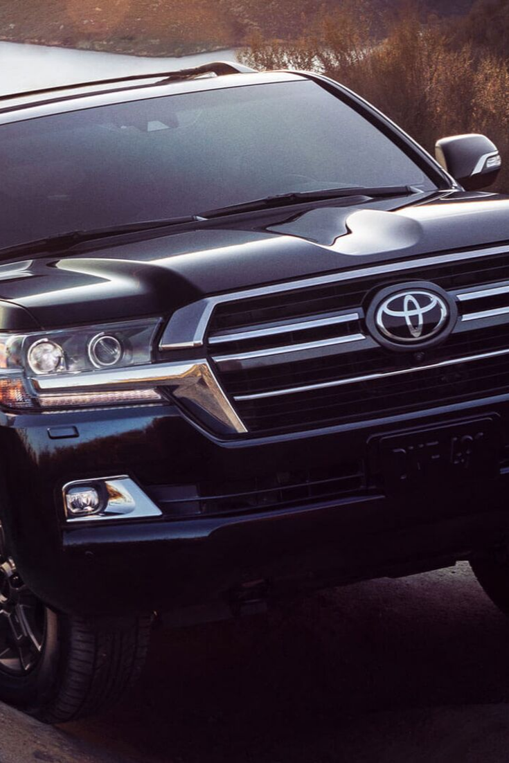 2020 Toyota Land Cruiser Usa Wallpaper