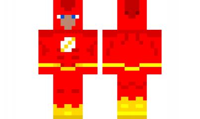 The Flash Minecraft Skin Minecraft Skins Pinterest Minecraft