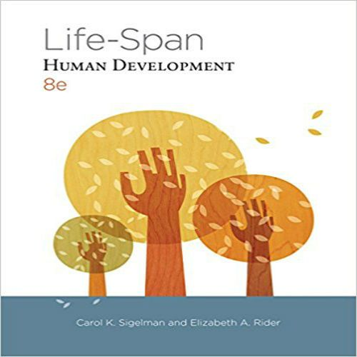 The Developing Human 8th Edition Pdf