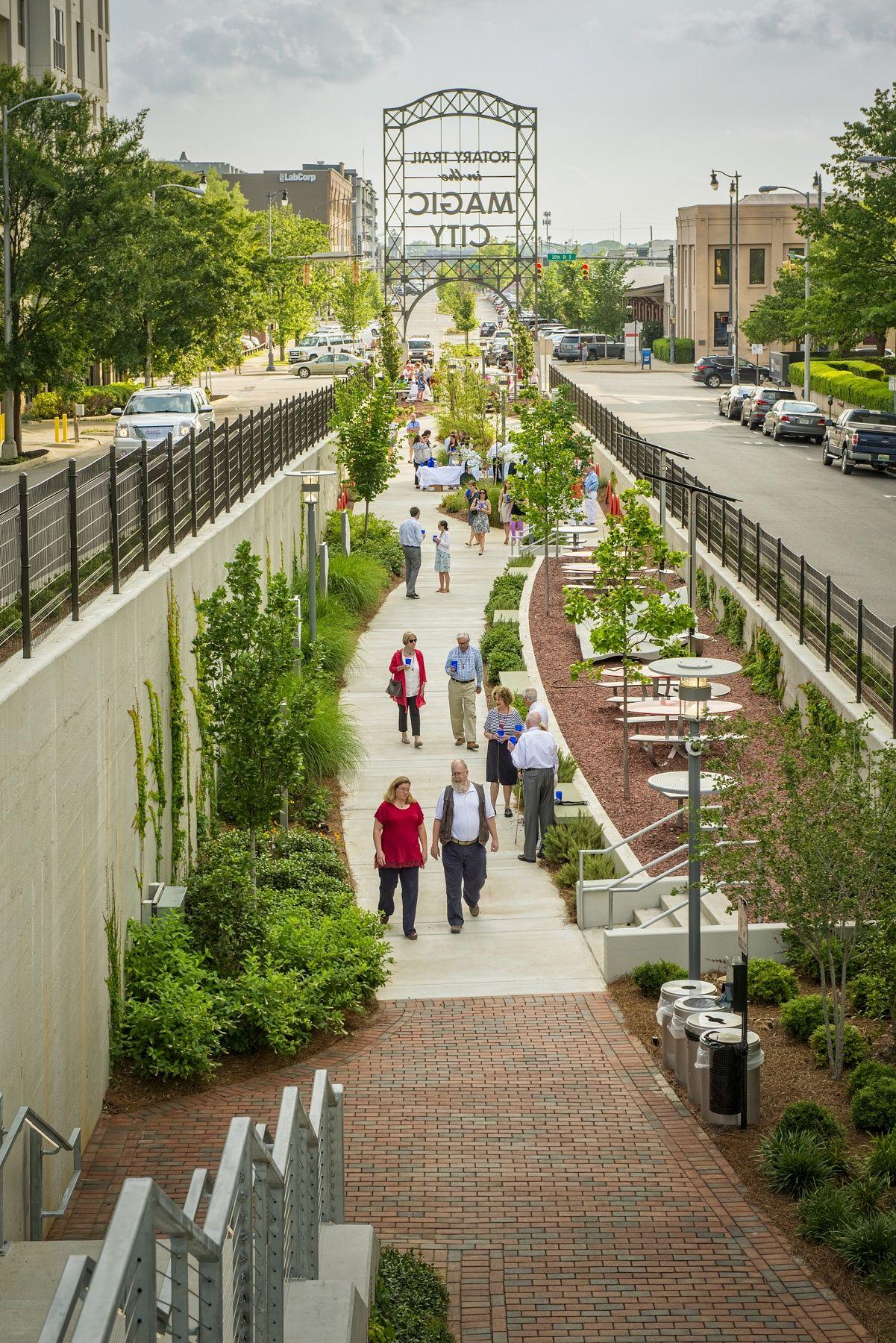The Magic City Comeback How It Happened What S On The Horizon For Downtown Birmingham Magic City Birmingham Landscape Design