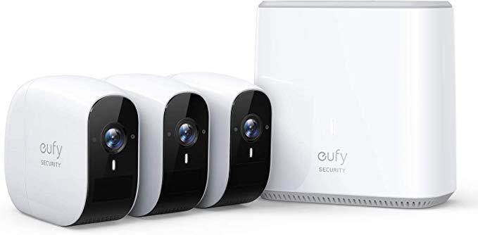 Amazon Com Eufy Security By Anker Eufycam E Wireless Home Security Cam Wireless Home Security Cameras Home Security Camera Systems Security Cameras For Home