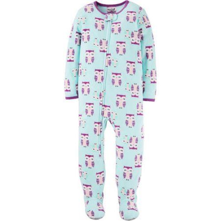 Clothing, Shoes & Accessories Carters 24months Girls Owl Pajamas Girls' Clothing (newborn-5t)