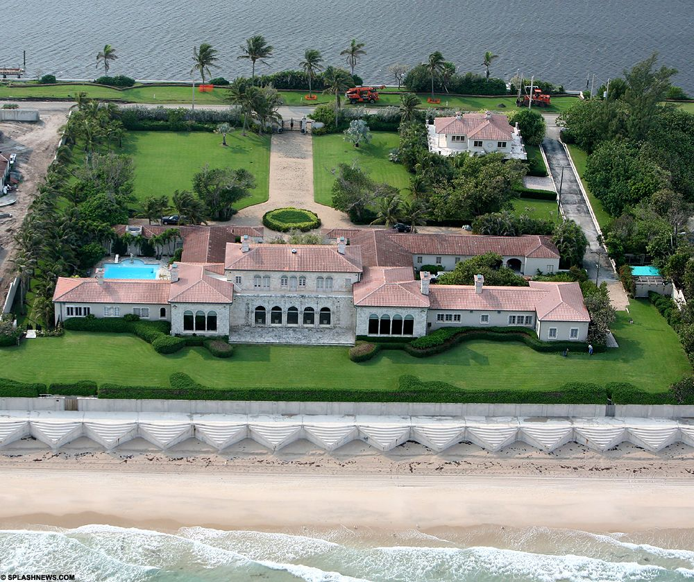 "Houses In West Palm Beach For Sale: Palm Beach,FL- Some Say This Is ""Oprah's House"" But I Don"