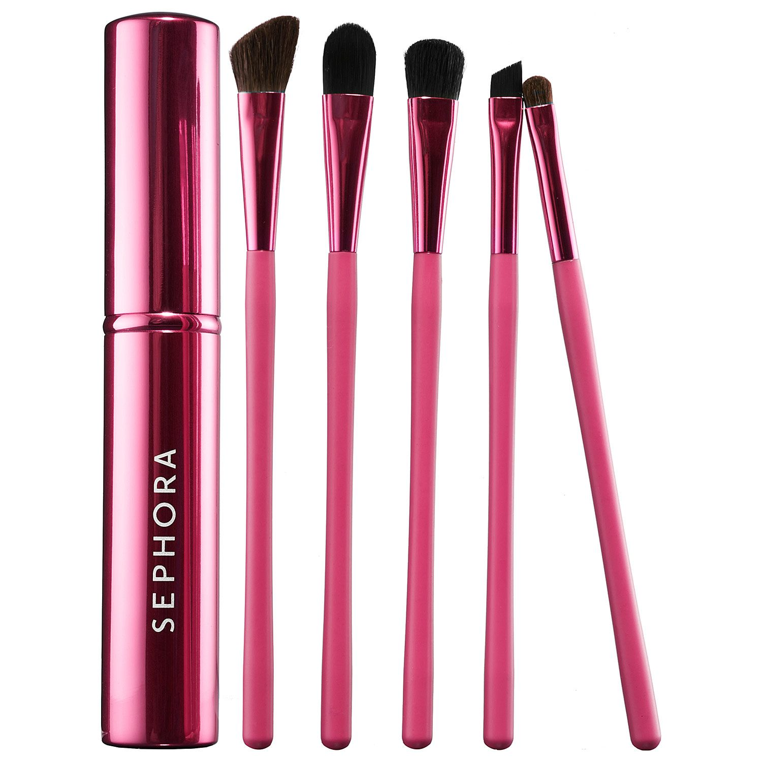 Look Color In The Eye Brush Capsule SEPHORA COLLECTION