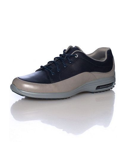ROCKPORT Low top shoe Lace closure Air bubble heel Padded tongue with  ROCKPORT lettering Traction grips