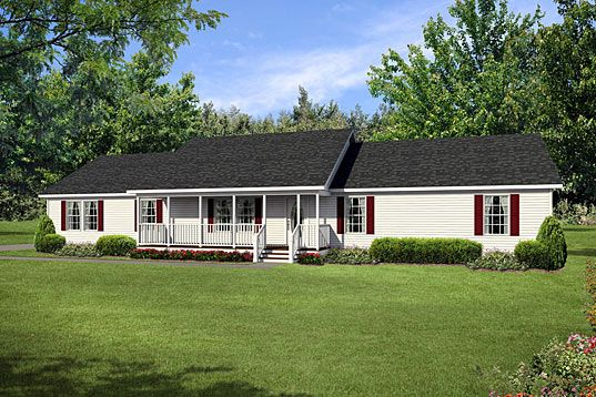 Beautiful 2000 Sq Ft Ranch Style Modular Home Ranch House Designs Modular Homes Modular Home Floor Plans