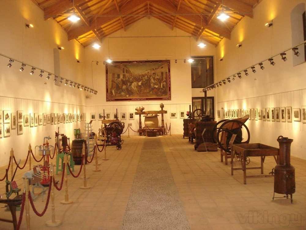Museo Del Vino.Museo Del Vino De Valdepenas Espana Museums Around The World