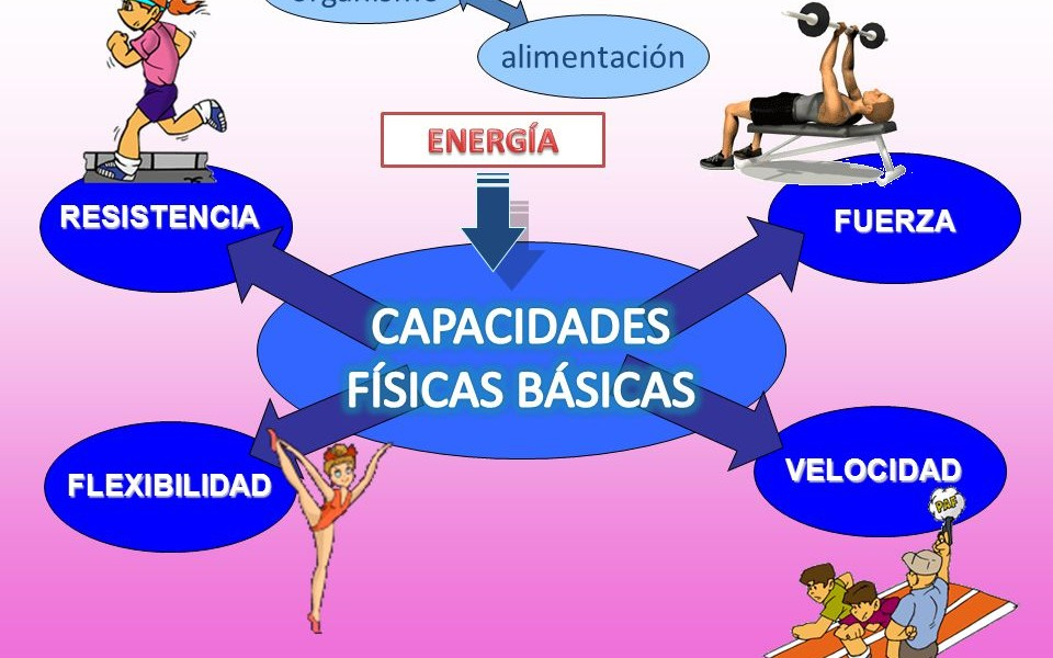 Capacidades Fisicas Basicas Movie Posters Map