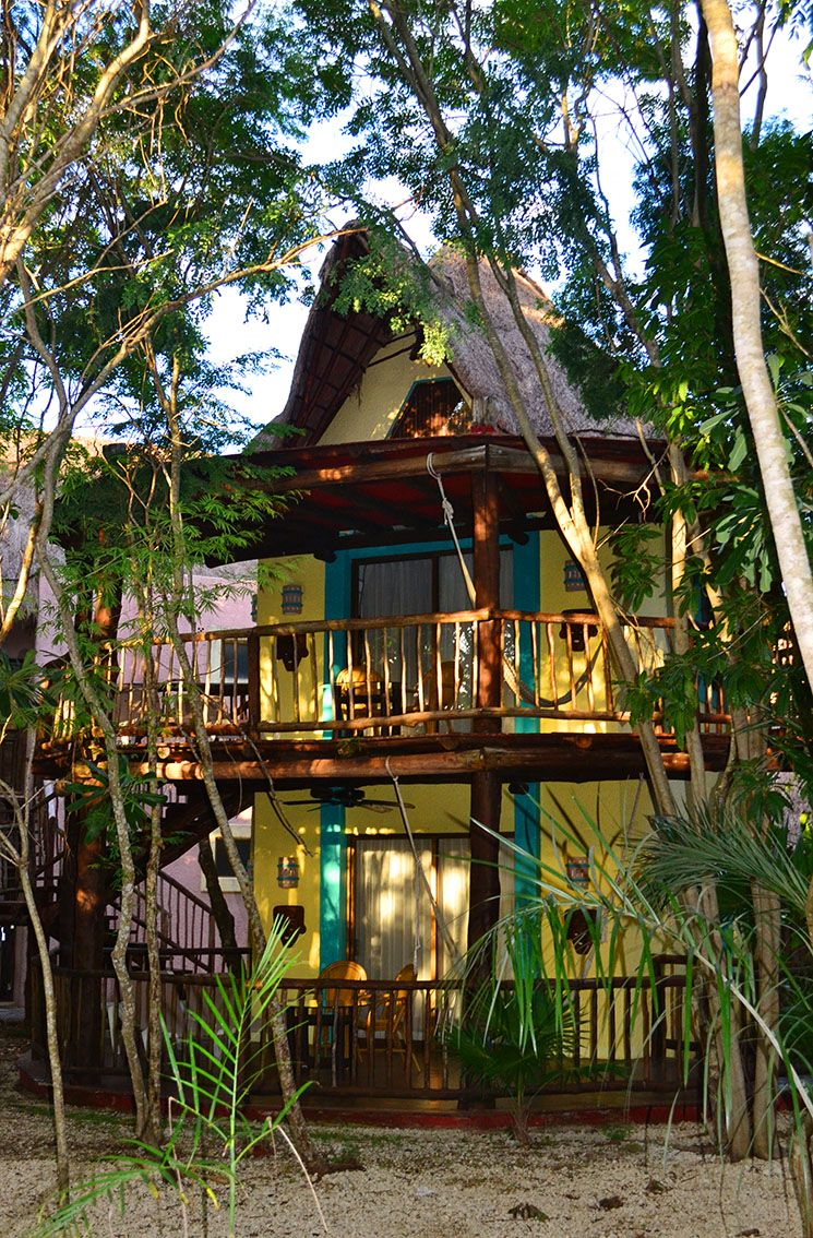 Hotel Bel Air Xpu Ha Para Los Amantes De La Naturaleza Pet Friendly Villas
