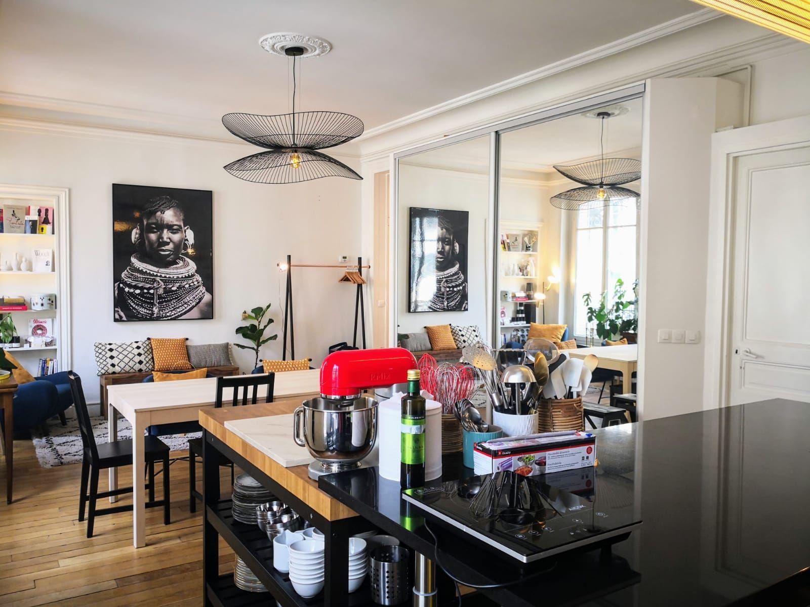 Appartement Parisien 2eme Atelier De Cuisine Et De Patisserie Lieu A Privatiser En 2020 Cuisines Deco Atelier Cuisine Appartement