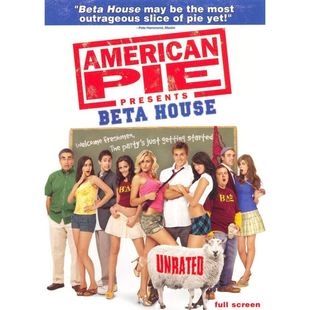 American Pie Presents Beta House Full Movie american pie presents: beta house [p&s] [unrated] | products