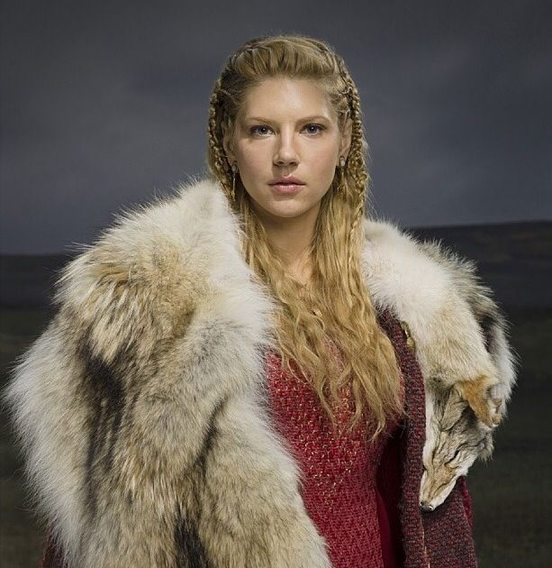 She's back! #Lagertha #Vikings