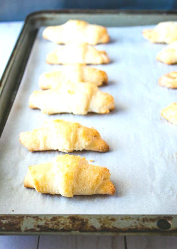 Buttery gluten free crescent rolls 2020