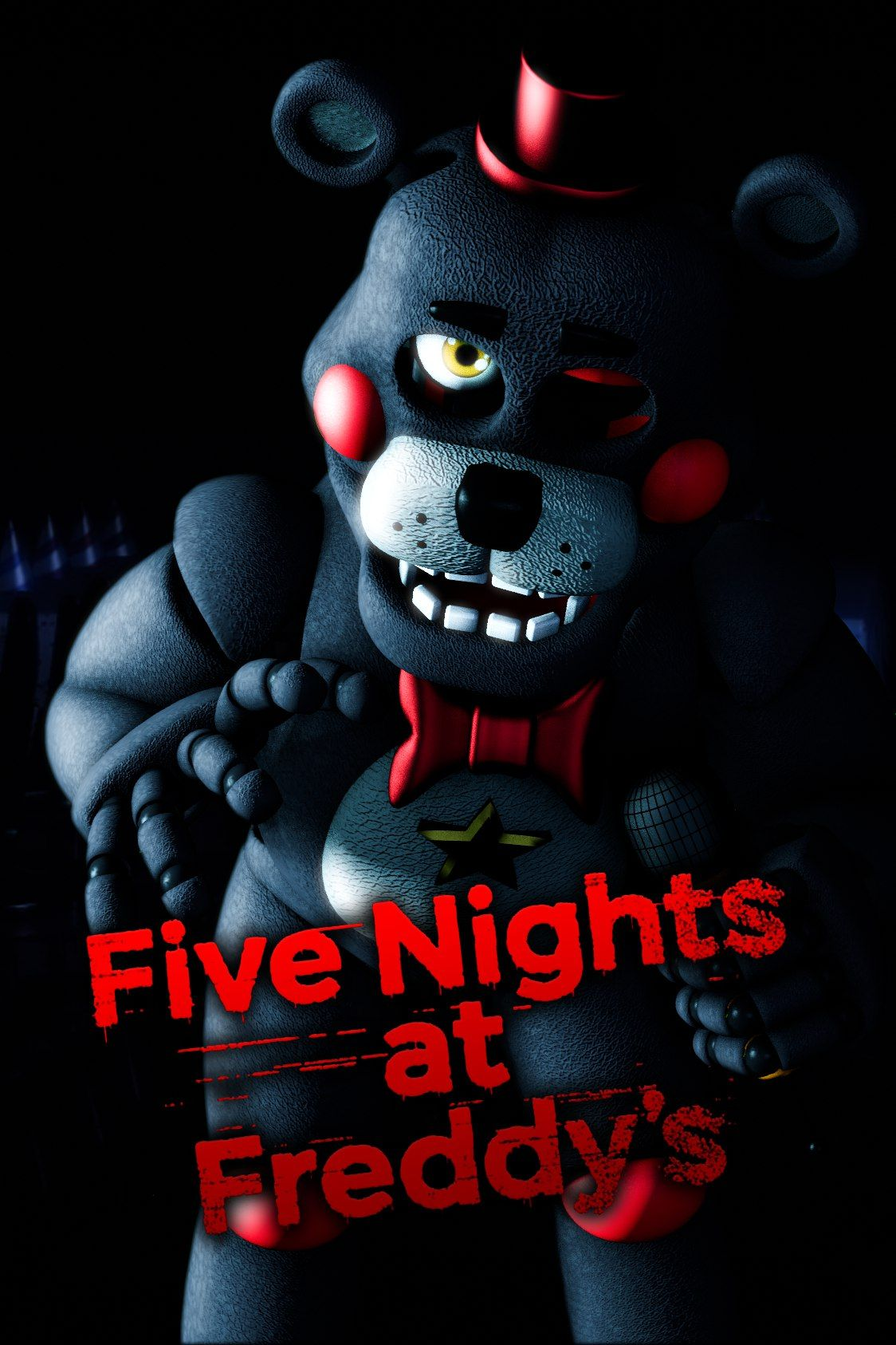 Lefty. By the way......Who made Lefty anyway? Fnaf