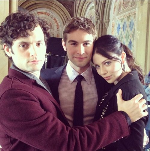 gossip girl behind the scene - Google Search