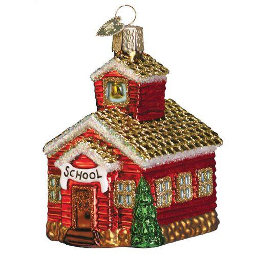 School House ornament for Grady?