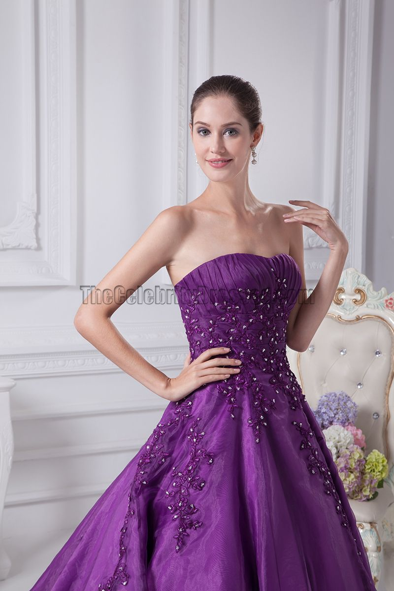 Simple Purple Wedding Dresses Best For Check More At Http