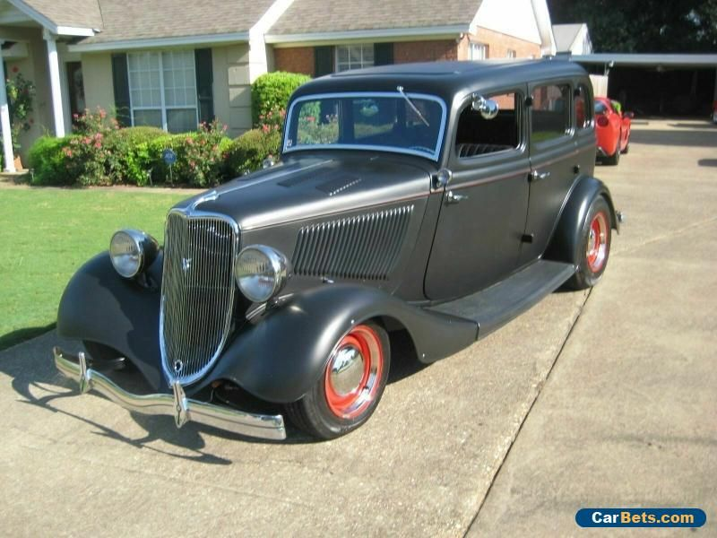 Car For Sale 1933 Ford Sedan