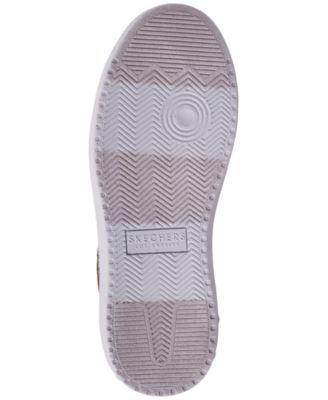 29c6e78f0689 Skechers Women's High Street - Glitter Rockers Casual Sneakers from Finish  Line - White 6.5