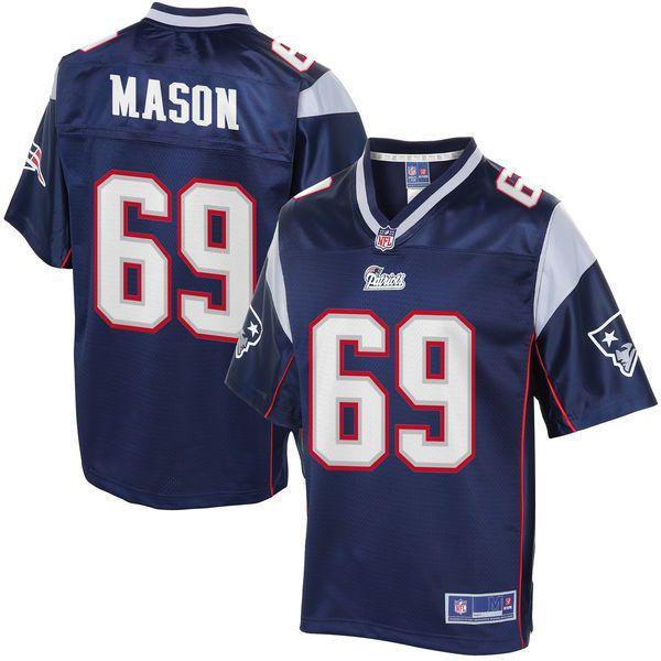 Shaq Mason NFL Jerseys