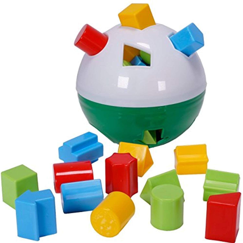 Ciftoys Educational Shape Sorter Ball Kids Toys