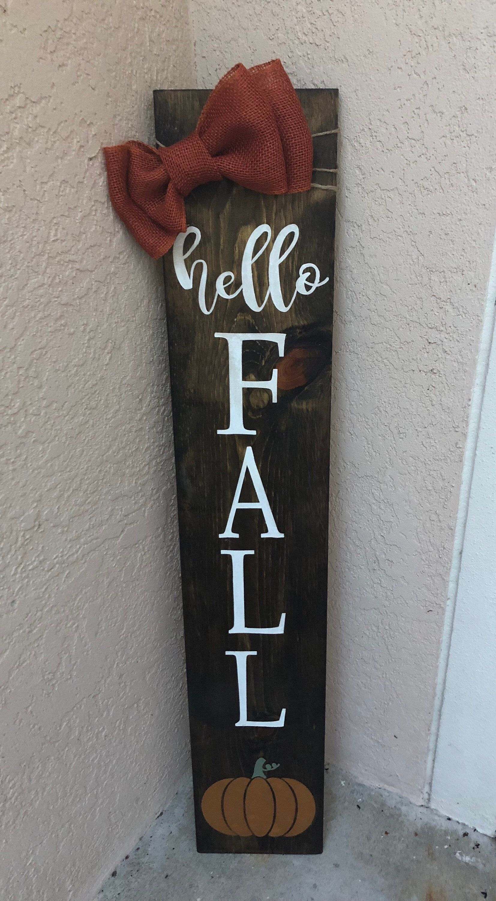 Fall porch decor Fall door decor Fall door signs Front door sign Fall decor Entryway decor Fall porch decorations #falldecor