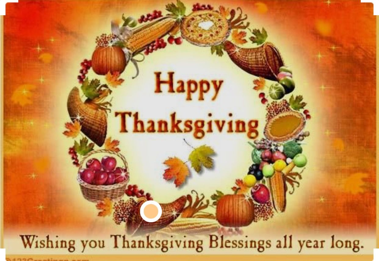 Fullsize Of Happy Thanksgiving Wishes For Everyone