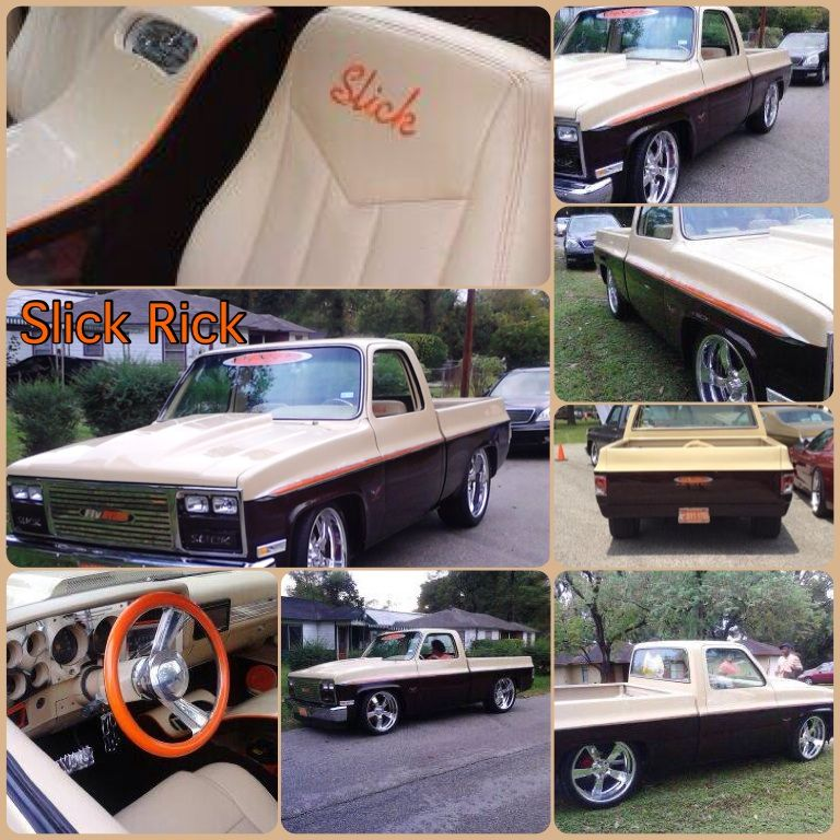 Slick Rick. Chevy Boys Of Houston (With Images)
