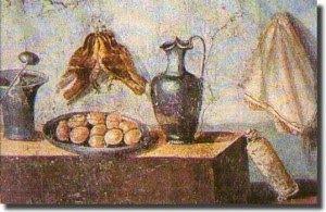 Mauro e i Post: La cucina del '300.