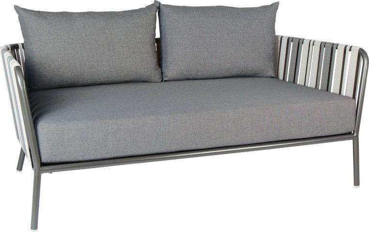 Terassen Sofa lounge 2 sitzer sofa des gartenmöbelherstellers loungemöbel