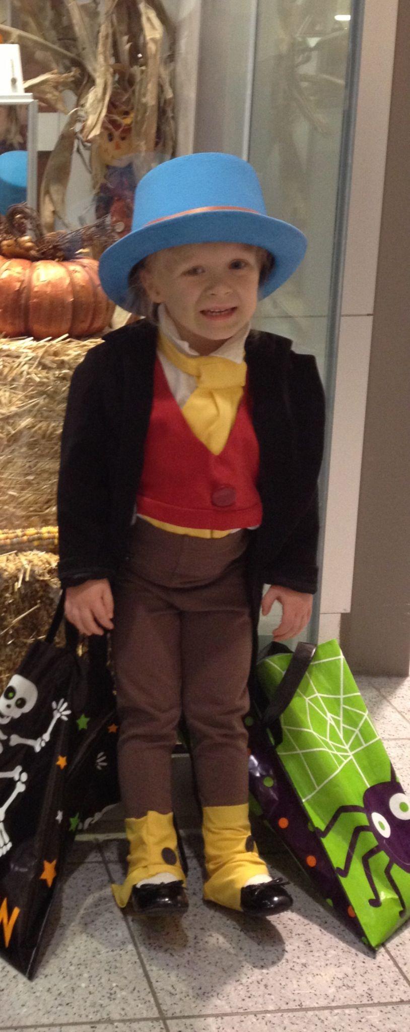 Disney Jiminy Cricket Costume Pinocchio wwwmydisneylovecom