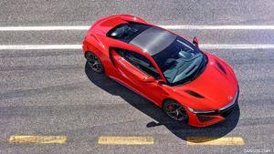 2017 Honda NSX (Euro-Spec) (Color: Curva Red) - Top - Picture # 41