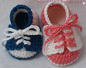 Baby Slippers Crochet Pattern for MY ANGEL BABY booties digital. $5.95, via Etsy.