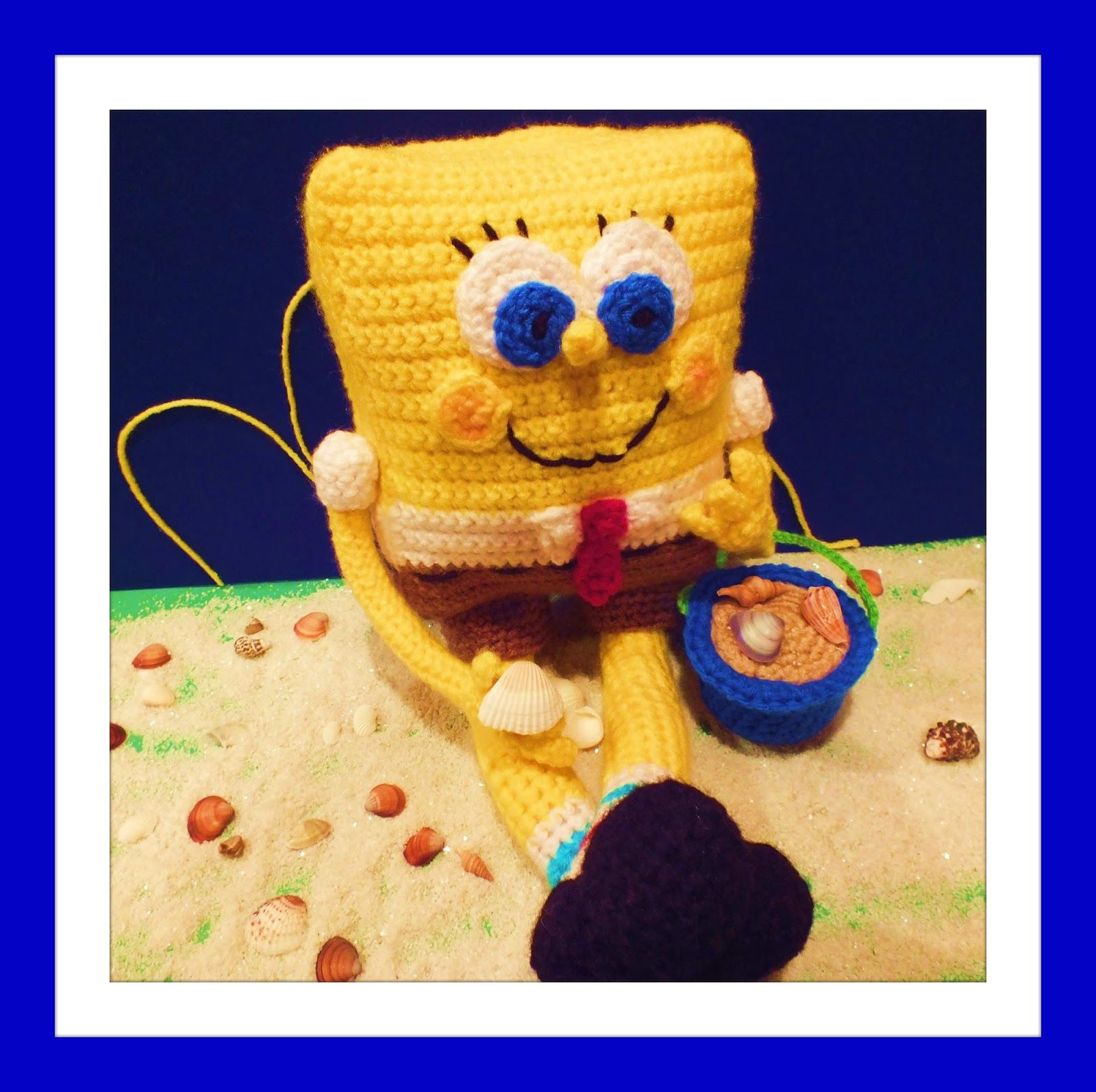 Connie\'s Spot© Crocheting, Crafting, Creating!: Free SpongeBob ...